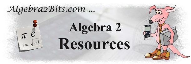 Algebra 2 Resources For Teachers