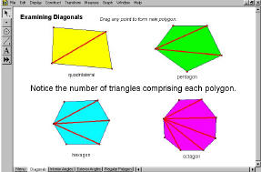 Working With Geometer S Sketchpad Polygons