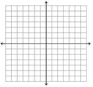 Graph Paper for High School Math