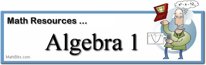 Student and Teacher Resources for Algebra 1